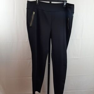 Womens plus size  black Fabletics leggings XXL